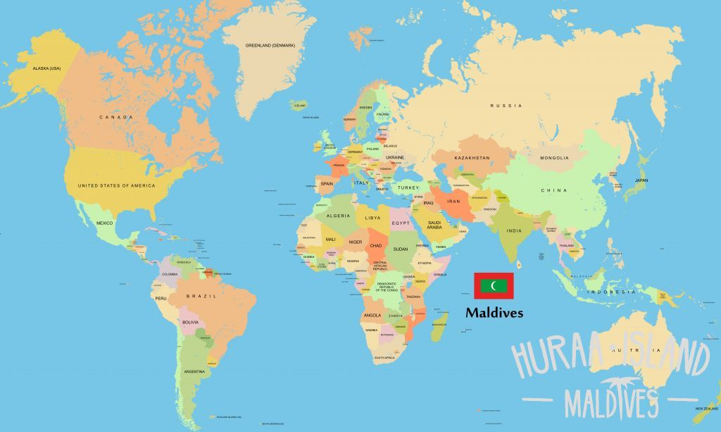 Image result for maldives map