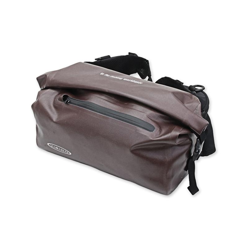 vision aqua handless bag