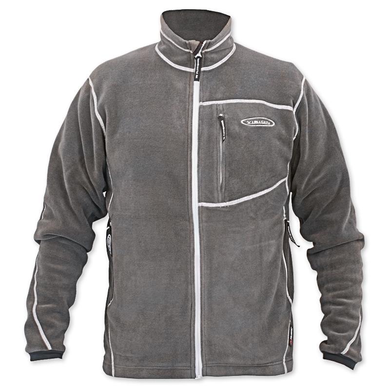 thermal pro jacket grey