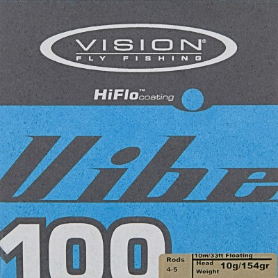Vibe 100 fly line