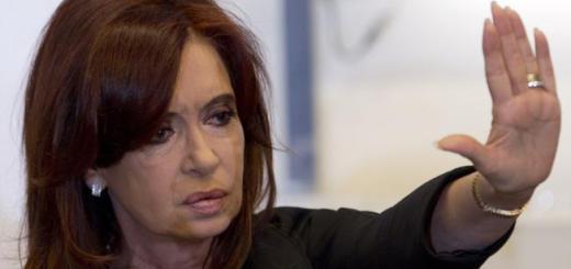 Cristina Fernandez contra Luis Acuña