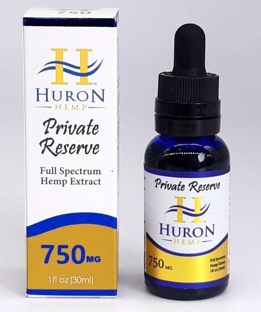 Private Reserve Full Spectrum Oil - 750mg
