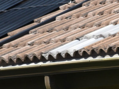 tile roof mismatching repairs