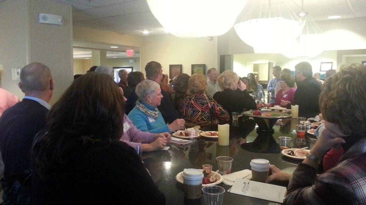 Hurst & Hurst at the regional chamber event