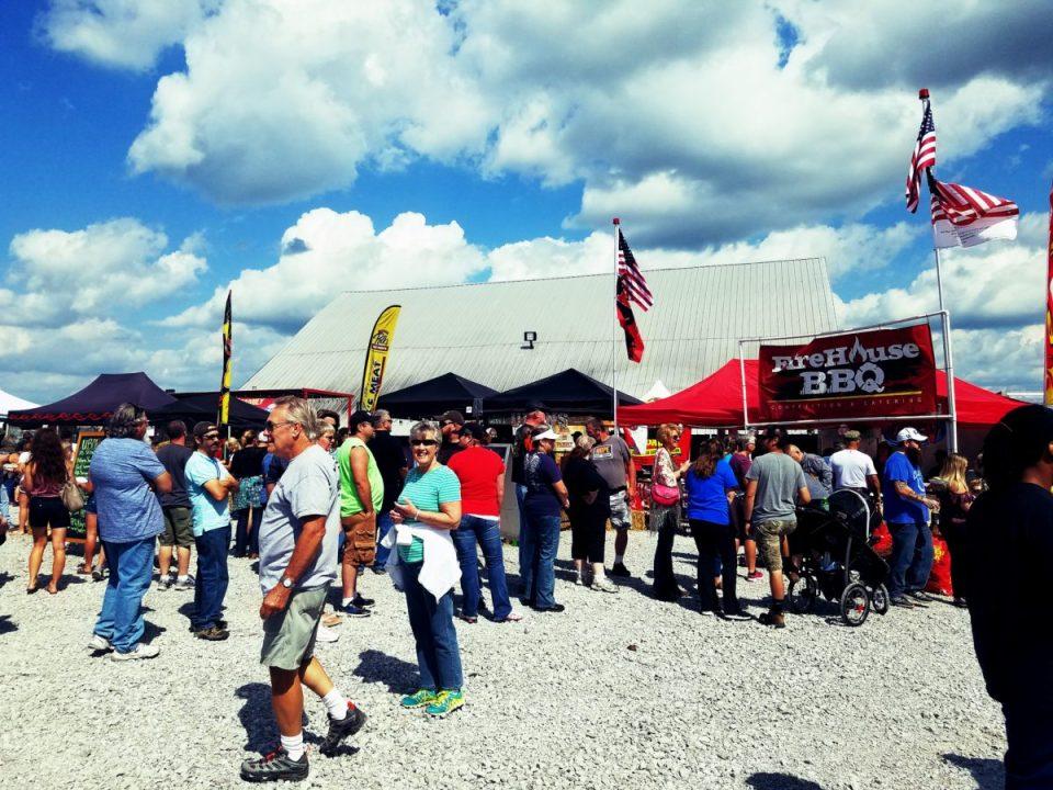 Kentucky State BBQ Festival 2017