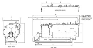 Scotch Marine Firetube Boiler 3Pass | Euro Series