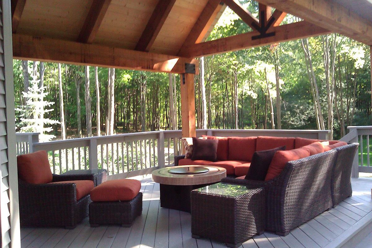 Outdoor Living Spaces - Hurst Design-Build Remodeling on Backyard Outdoor Living Spaces id=86503