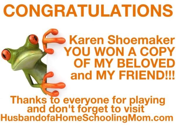 Congrats~My Beloved