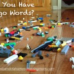 Do You Have Lego Words?