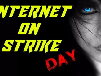 inernet on strike january 18th kodi mincraft wikipedia google reddit