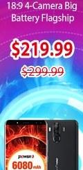 Ulefone Power 3 lançado