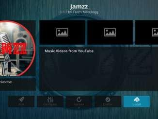 Jamzz Addon Guide - Kodi Reviews