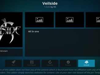 Veilside Addon Guide - Kodi Reviews