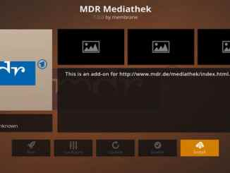 MDR Mediathek Addon Guide - Kodi Reviews