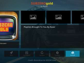 Suzero Gold Addon Guide - Kodi Reviews