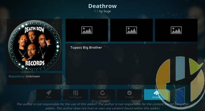 Deathrow Addon Guide - Kodi Reviews