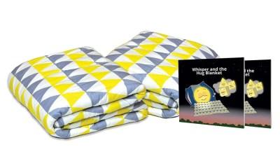 Hug Blanket 2 Pack