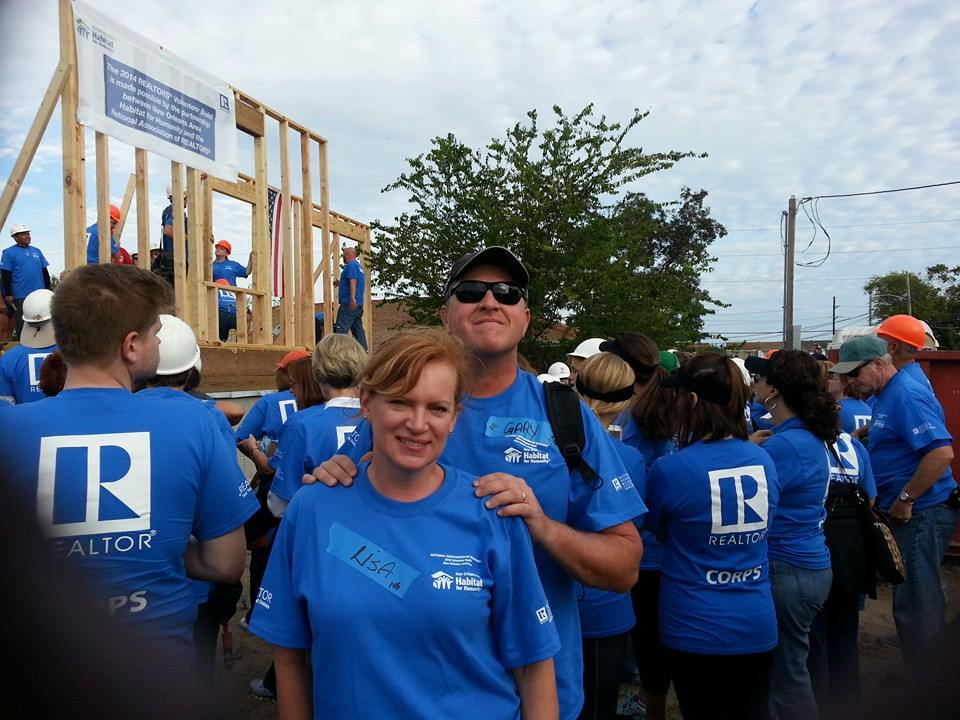 Habitat for Humanity, NP Dodge, Husker Home Finders