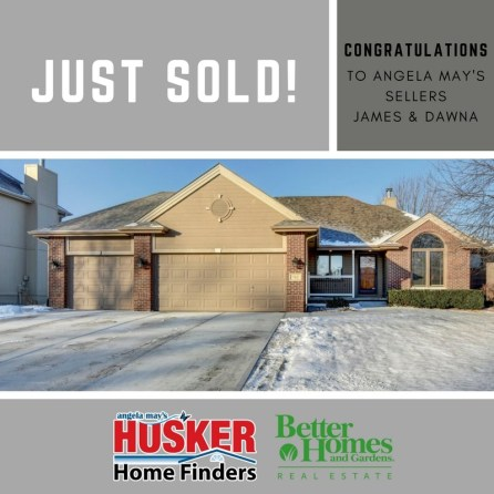 Husker Home Finder SOLD