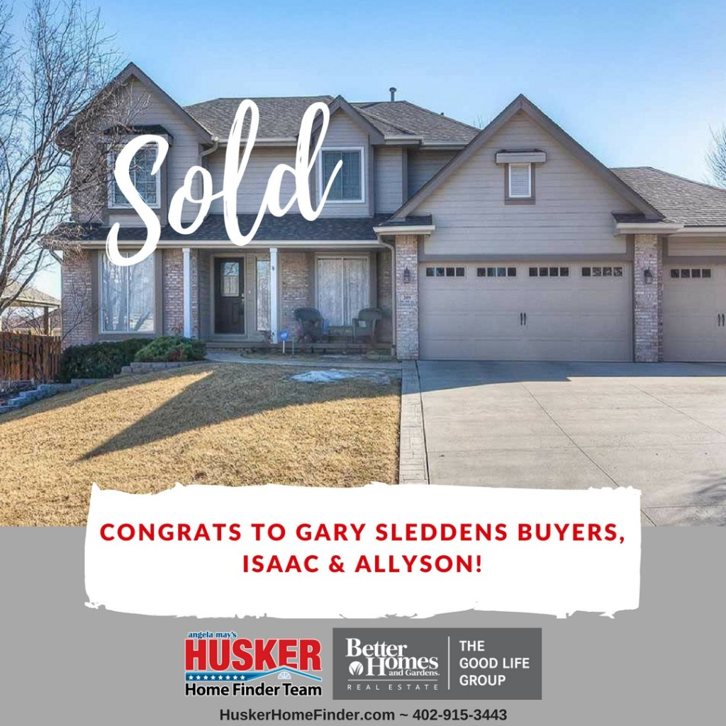 SOLD! Husker Home Finder Team 309 Fox Creek Lane, Papillion