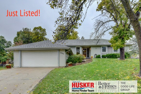 Husker Home Finders - Just Listed