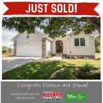 Congratulations to Lisa Sleddens and her Sellers Donica and Steve on the sale