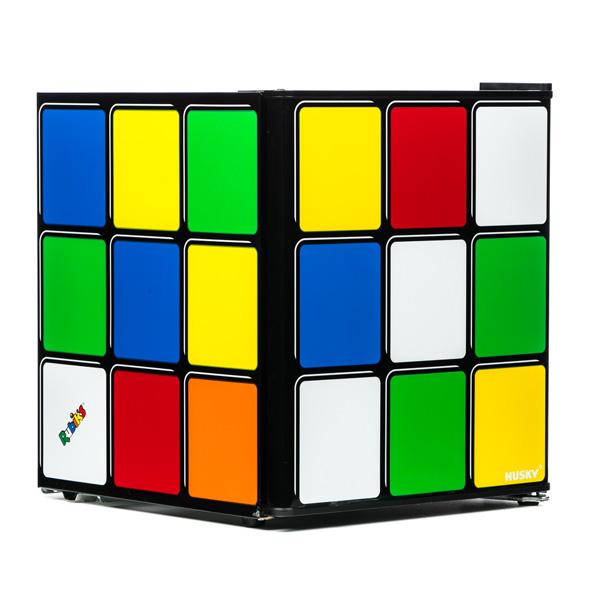 Rubiks Cube Mini Fridge