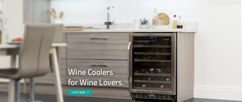 Husky Wine Coolers
