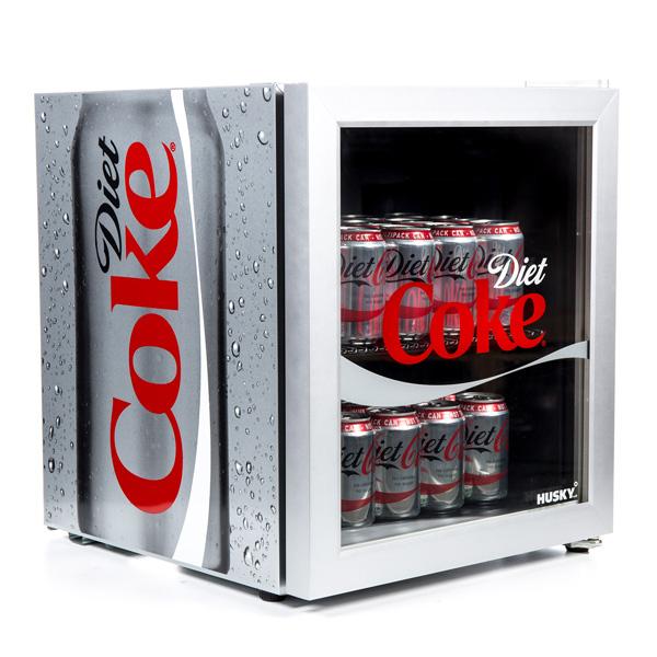 HUS-HU258 Diet Coke Drinks Cooler