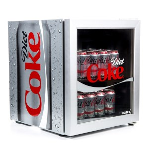 HUS-HU258 Diet Coke Drinks Cooler