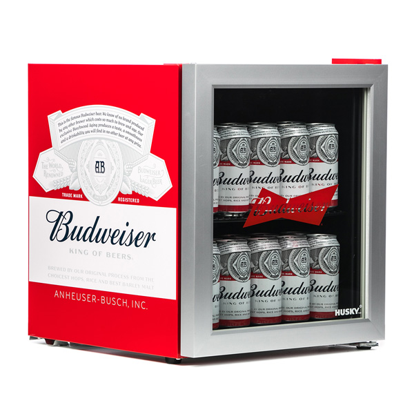 HUS-HU253 Budweiser Drinks Cooler
