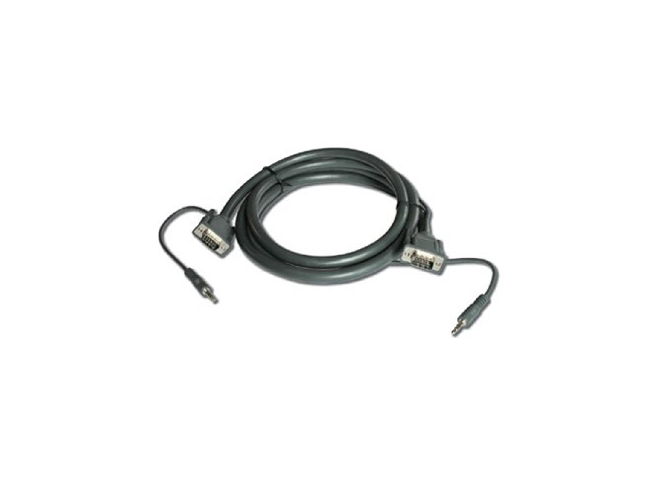 Kramer C Gma Gma 25 Vga Audio Kabel 7 6m Gunstig Online