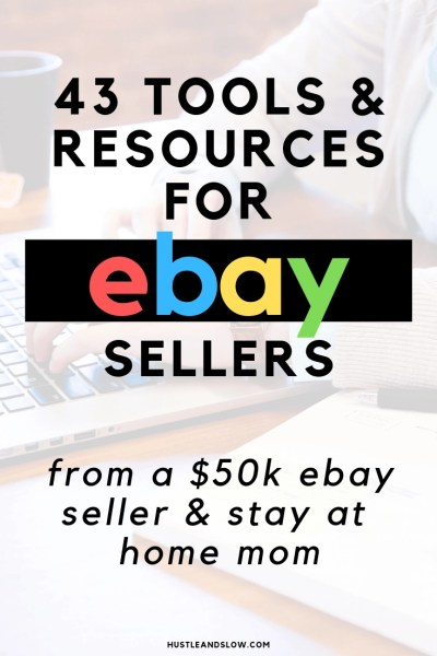What you need to sell on ebay