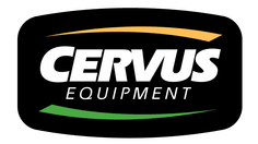 Cervus Equipment Logo | Hustler Dealer Northland
