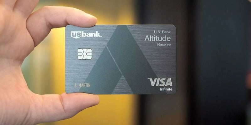 While running up credit card debt you can't immediately pay off is generally not a good idea, you may simply need a new ca. U S Bank Altitude Reserve Visa Infinite Card 50 000 Bonus Points 750 Value