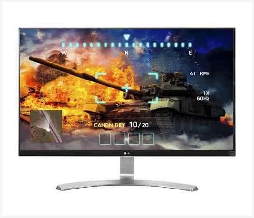 LG 27UD68-W 27-Inch 4K Monitor