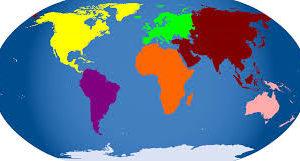 mapof world