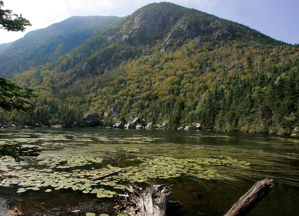 Carter Lake Hut, Appalachian Mountain Club Huts Photos, hut2hut