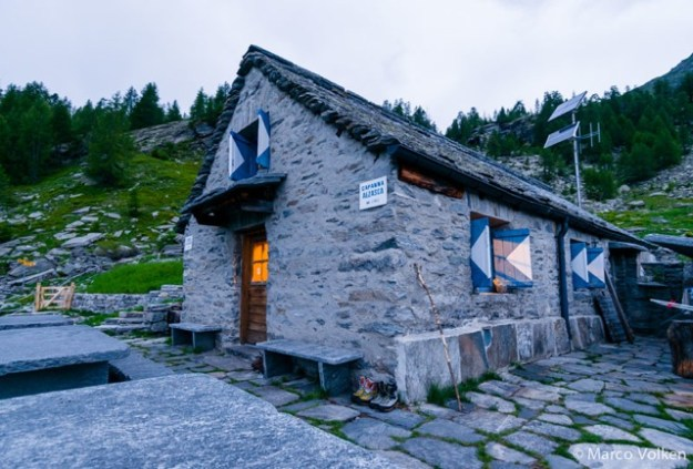 Alzasca Hut, Swiss Alpine Club, hut2hut