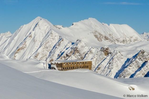 Cristallina Hut, Swiss Alpine Club, hut2hut