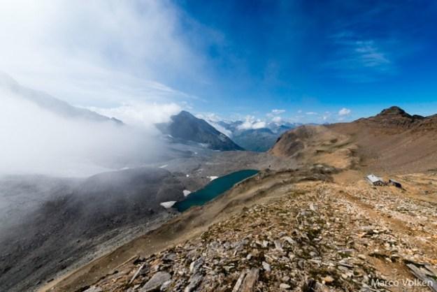 Monte Leone, Swiss Alpine Club, hut2hut