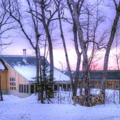 Stratton Brook Hut, Photo Courtesy John Orcutt