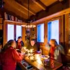Aarbiwak Hut, Swiss Alpine Club from hut2hut