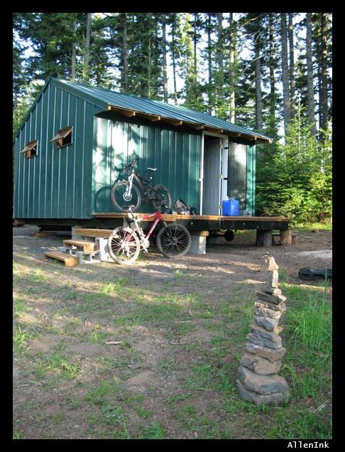 Cascade Huts Operational Profile, hut2hut