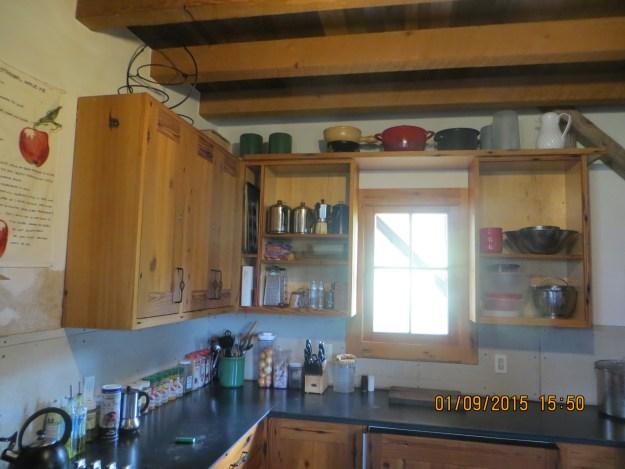 Kitchen, OPUS Huts, hut2hut