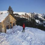 Skinner Hut, 10th Mountain Division, Photo Galleries of Hut Systems, Hut2hut