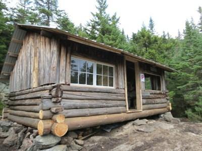 Glen Ellen Shelter, Green Mountain Club Shelters, hut2hut