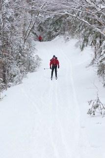 Poplar Trail, Maine Huts & Trails, hut2hut