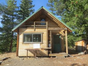 Huts U.S. Forest Service Lands
