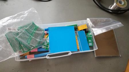 protokytkentä laatikko
